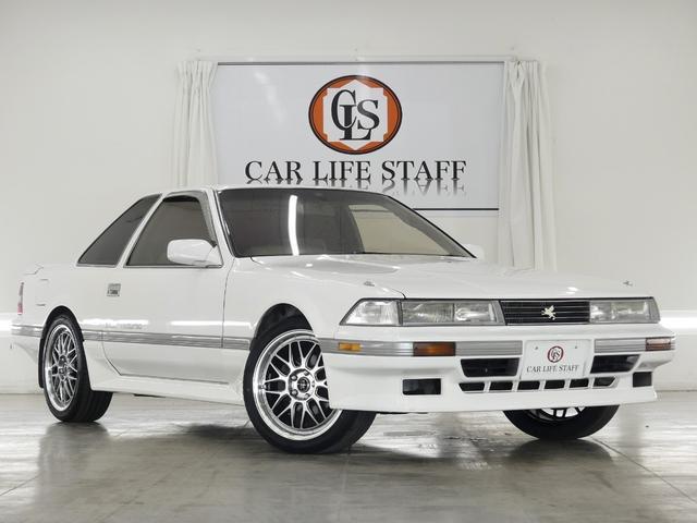 トヨタ ソアラ 2.0GT-ツインターボ 柿本マフラー TEIN車高調 禁煙