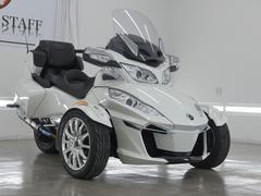 カナダその他 BRP Can am Spyder RT Limited  セミオートマチック リバース機能付き ユーザー買取車 トライク