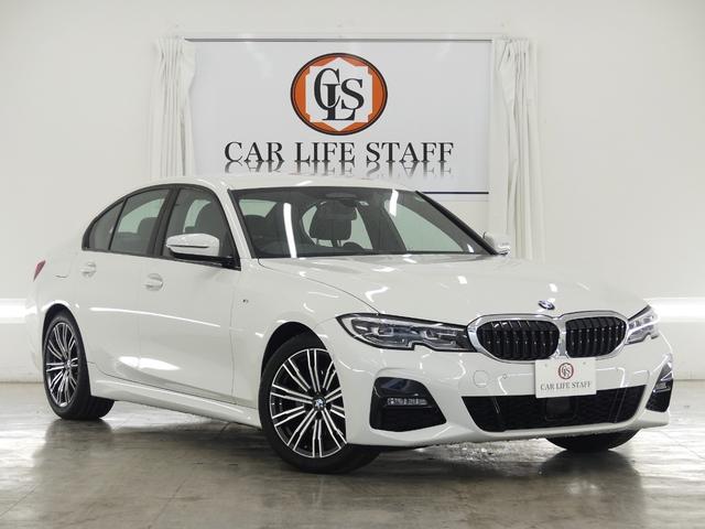 BMW 320i Mスポーツ コンフォートパッケージ インテリジェントセーフティ アシスタントドライブ ディスタントドライブ クルーズコントロール パワートランク 可変スピードリミッター LEDライト ワンオーナー 買取禁煙車