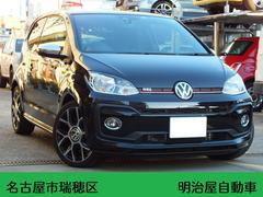 VW アップ!アップ!GTI 新車保証 6速MT シートヒーター ETC