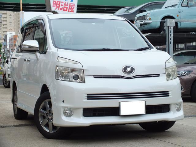 トヨタ ZS煌 両側電動スライド F/Dモニタ クルコン 純正ナビ