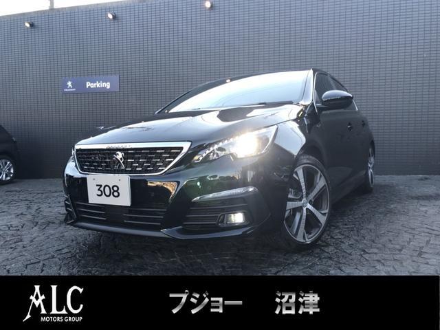 プジョー GT ブルーHDi 8AT