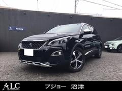 プジョー 5008GT ブルーHDi FCP レザー