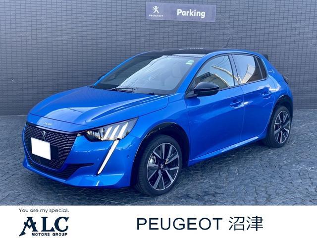プジョー 208 GTライン ガラスルーフ 新車保証継承 当社デモカー カープレイ対応