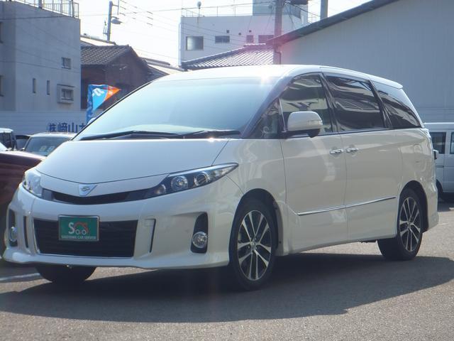 トヨタ 2.4アエラス プレミアムエディション