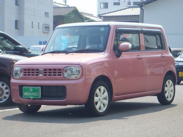 アルトラパン(スズキ) X 中古車画像