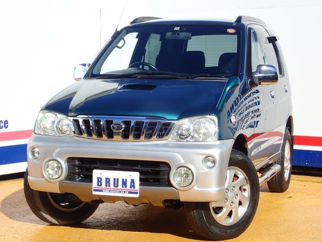 ダイハツ CX 4WD タイミングベルト交換済 ターボ 別体ETC