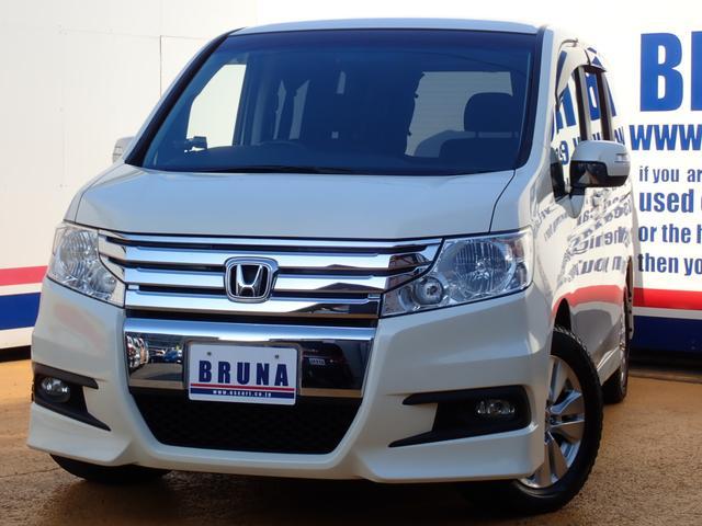 ホンダ Z 4WD両側パワスラ禁煙車Bカメ付HDDナビ地デジETC