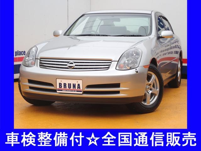 日産 250GT FOUR禁煙車4WD純正ナビTチェーン別体ETC