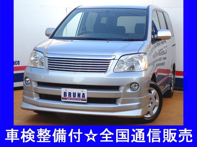 トヨタ ノア X禁煙車 タイミングチェーン 純正ナビ 別体型ETC 後期型