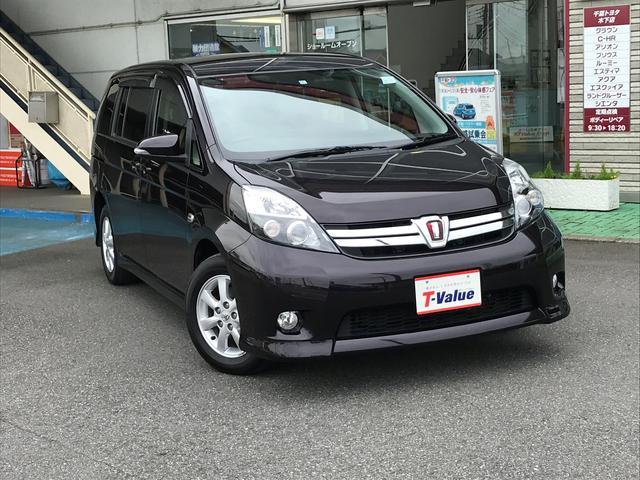 トヨタ プラタナ ワンオーナー・タイヤ4新品交換・ETC・バックモニ