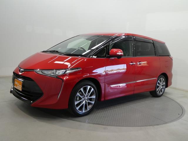トヨタ アエラス プレミアム 当社試乗車 スマートキー LED