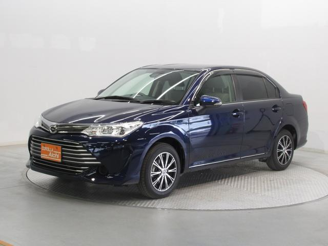 トヨタ 1.5X ワンオーナー フルセグSDナビ 新車保証付