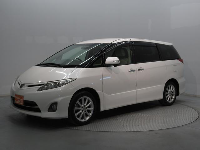 トヨタ 2.4アエラス Gエディション ナビ 両側電動Sドア ETC