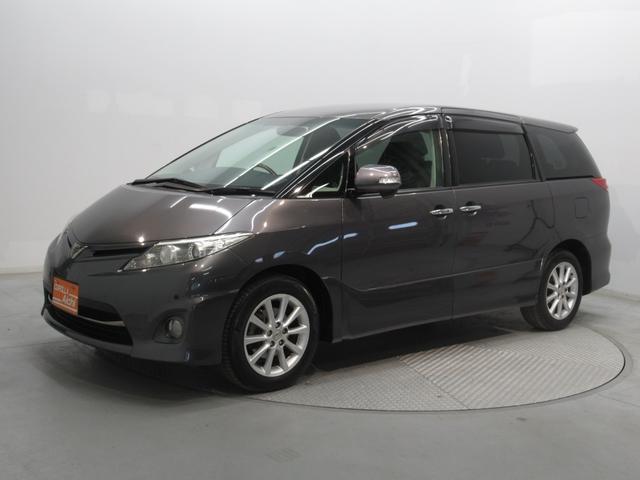 トヨタ 2.4アエラス Gエディション ナビ 両側電動ドア 4WD