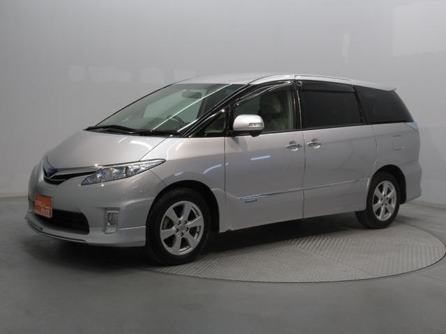 トヨタ G 8人乗り メーカーオプションナビ