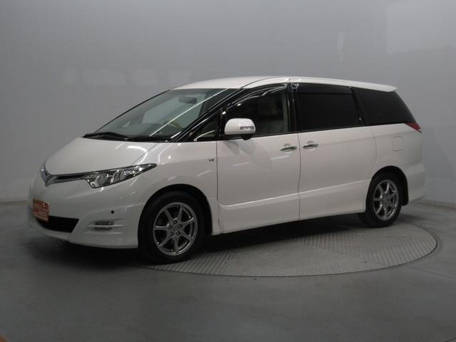 トヨタ 3.5アエラス スペシャルGエディションナビバックモニター