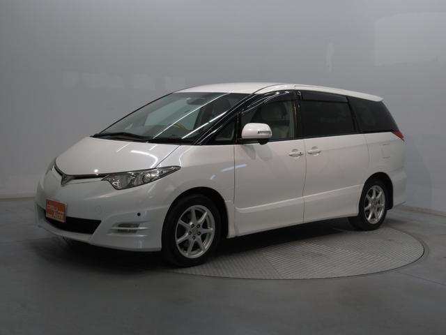 トヨタ 2.4アエラス Gエディション フルセグナビ ディーラー保証