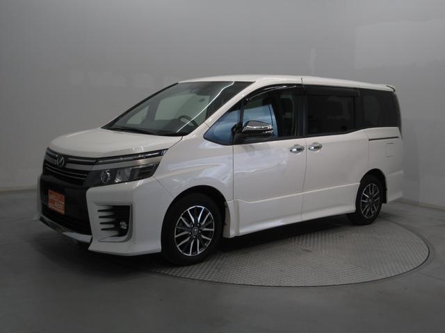 トヨタ ZS 煌II TSS オーディオレス 新車保証付