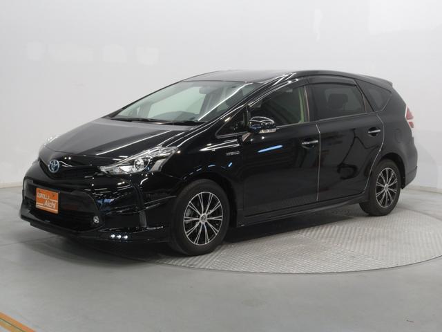 トヨタ S チューン ブラックII フルセグナビバックカメラETC付