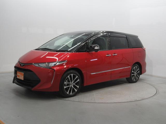 トヨタ アエラス プレミアム TSS装備車