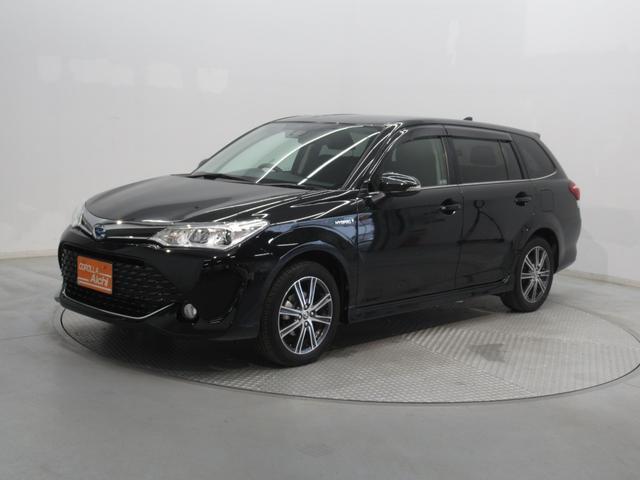 トヨタ カローラフィールダー ハイブリッドG エアロツアラー TSSフルセグナビETC付