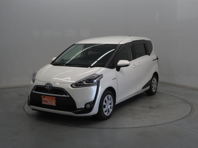 シエンタ(トヨタ) ハイブリッドG 中古車画像
