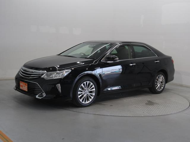 トヨタ カムリ ハイブリッド Gパッケージ・プレミアムブラック フルセグナビ