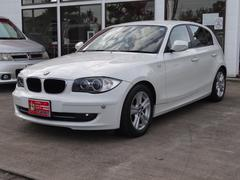 BMW120i 黒革シート コンフォートアクセス
