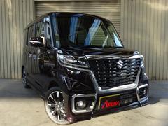 スペーシアカスタムハイブリッドXS 4WD ヘッドアップディスプレイ