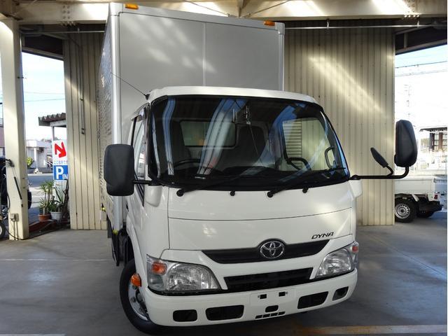 トヨタ アルミV パワーゲート600Kg バックカメラ