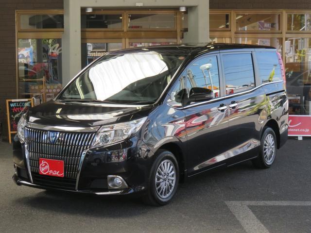 トヨタ ハイブリッドGi 両側パワースライド 社外SDナビ