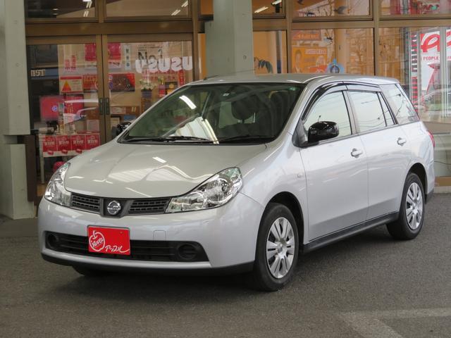日産 15B 走行4千キロ台 ユーザー買取車 キーレスキー ABS ESC 電格ミラー レベライザー サイドバイザー スペアキー オートパワーウインドウ オーディオ