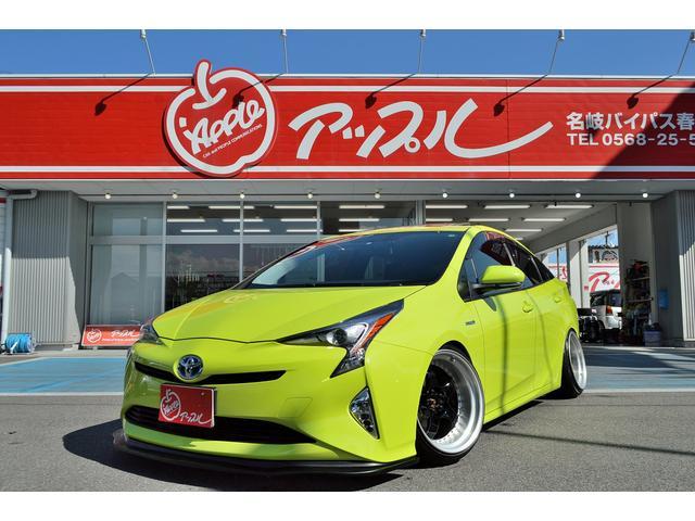 トヨタ S OZワークス車高調 社外18インチAW 純正ナビTV
