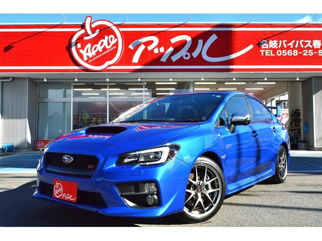 スバル STI タイプS C型 アドバンスドセーフティPK SDナビ