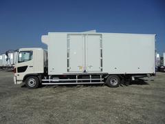 レンジャー冷凍車−30℃サイド観音ドア 格納ゲート エアサス