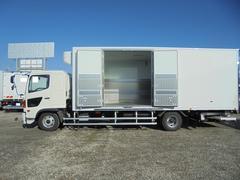 レンジャー冷凍車−30℃ サイド観音 格納ゲート エアサス