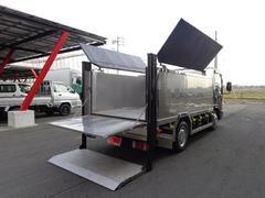 エルフトラック積載3トン 垂直パワーゲート 電動コボレーン