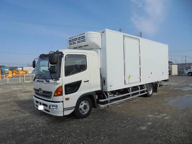 日野 冷凍車-30℃格納ゲート エアサス 240ps