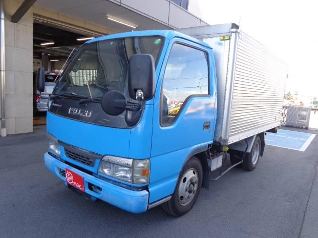 いすゞ 2トン 冷蔵冷凍車