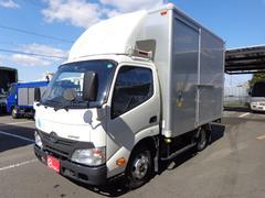 ダイナトラックフルジャストロー アルミV 2t荷箱312X177X212