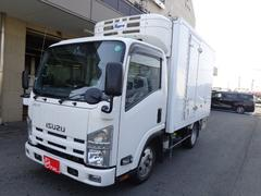 エルフトラック2トン冷蔵冷凍車−30℃スタンバイ
