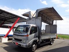 ダイナトラック積載4トン 幌ウイング