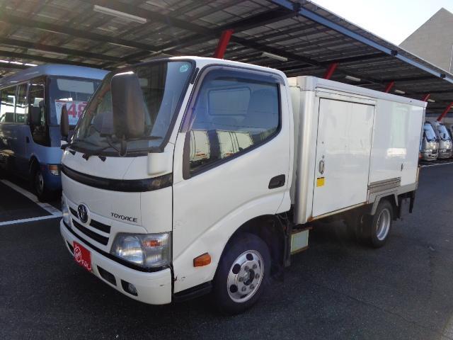 トヨタ 1.35トン 保冷車