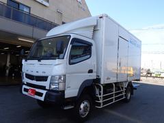 キャンター4WD 2トン パネルバン 車両総重量6015kg