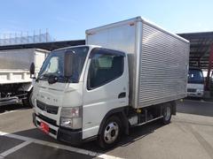 キャンター2トン アルミバン 車両総重量4665kg