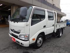 ダイナトラック4WD Wキャブ 2トン
