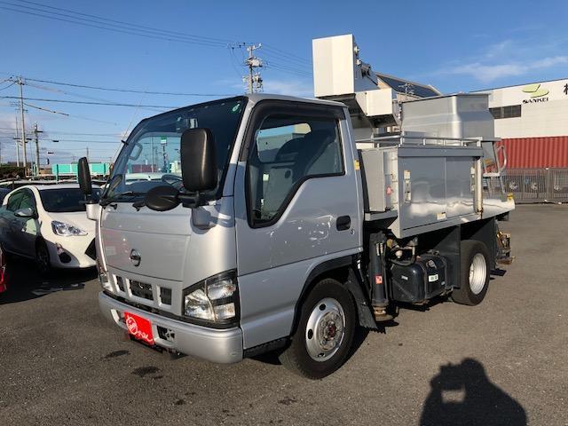 日産 高所作業車 アイチSE08B 8m 4WD