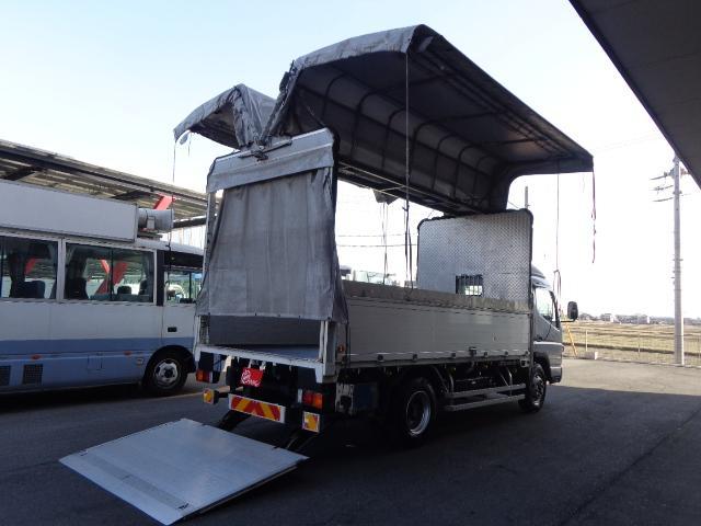 3.5トンカスタム 幌ウイング パワーゲート(1枚目)