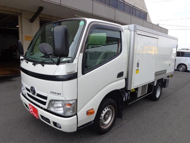 トヨタ 積載1.45トン 冷蔵冷凍車